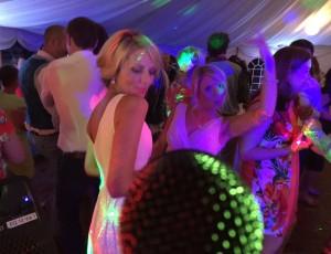 Mic Cam at Si and Meg's wedding Nailsworth